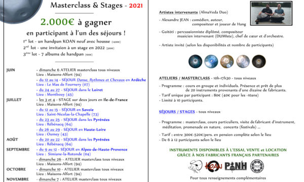 Calendrier-Masterclass-Stages-Touch_a_Pan-2021