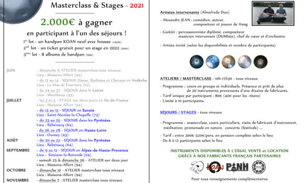 Calendrier-2021-Masterclass-Stages-Touch_a_Pan
